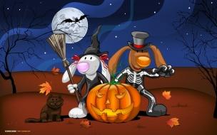 Dibujos y disfraces de halloween