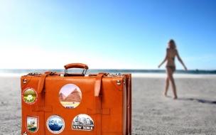 Maleta para vacaciones