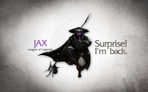 Jax, La liga de leyendas