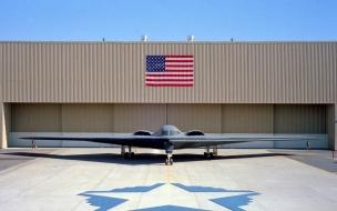 Avión fantasma de USA