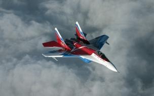 Avión Ruso MIG-29