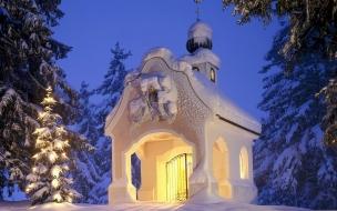 Pequeña capilla