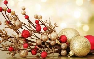 Adornos de navidad para oficina