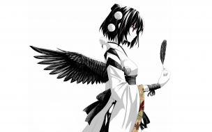 Chicas con alas