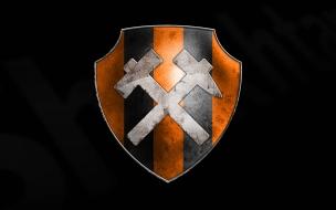 Un escudo de guerra