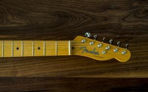 Mastin de una Fender