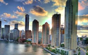 Fotografía HDR de edificios