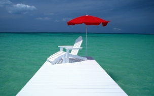 Sombrillas Aruba