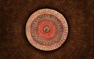 Circulos y formas abstractas