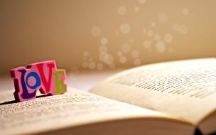 Libro y amor
