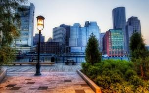 Fotografías HDR de ciudades