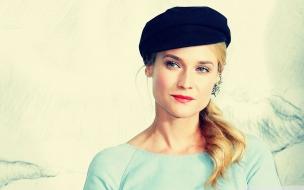 Diane Kruger rostro