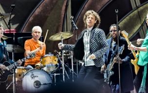 The Rolling Stones op Pinkpop 2014