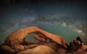 Foto a las estrellas