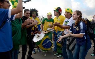 Barra de Brasil 2014