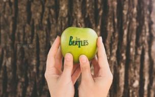 La manzana de Los Beatles