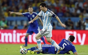 Jugadas de Messi