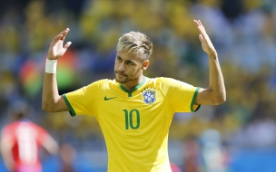 Corte de pelo de Neymar