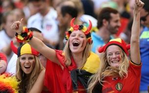 Bellas Belgas Vikingas