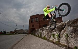 BMX sobre las veredas