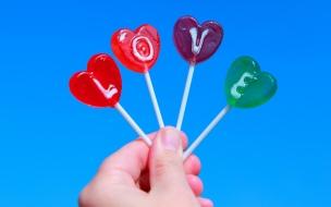 Las letras del amor