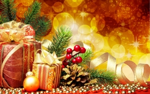 Decoracion de adornos para navidad