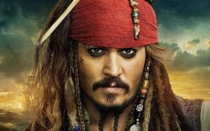 Jack en Piratas del Caribe
