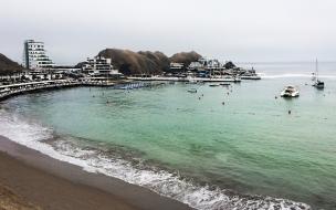 Playa Los Embajadores - Lima Sur