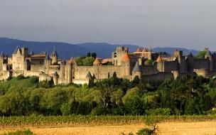 Castillos de Carcassonne
