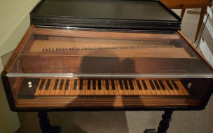 El piano más antiguo del mundo
