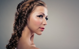 Peinados de mujeres hermosas
