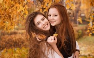Bellas chicas pelirrojas
