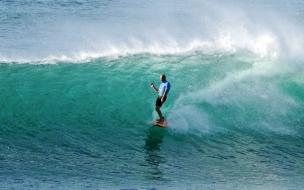 Practicar Surf