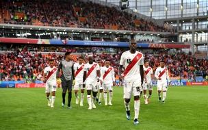 Jugadores de Perú