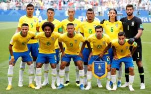 Selección de Brasil 2018