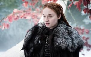 Sansa Stark en Juego de Tronos 8
