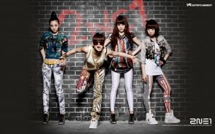 Las chicas de 2NE1