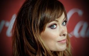 Olivia Wilde ojos verdes