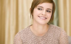 Sonrisa de Emma Watson