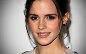 El rostro de Emma Watson
