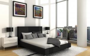 Diseño 3D de habitación