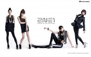 Las chicas 2NE1