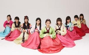Las chicas coreanas K Pop