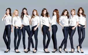 Girls Generation coreanas