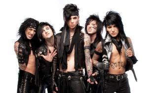 Chicos Rockeros