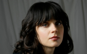 Zooey Deschanel 2013