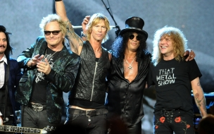Ex Guns and Roses en el 2013