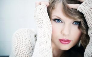 Taylor Swift y sus ojos