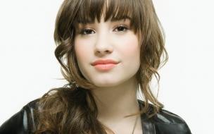 Demi Lovato rostro