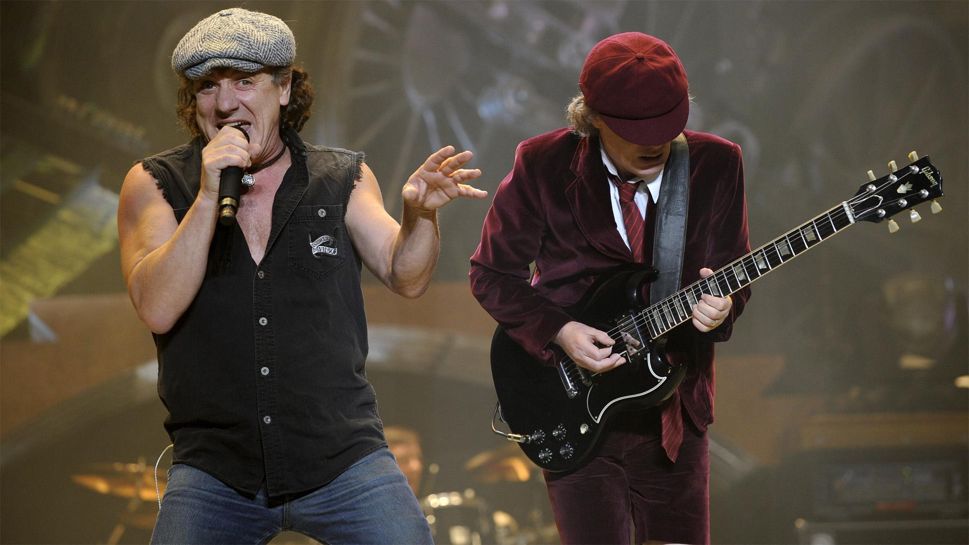AC / DC en concierto - 1920x1080